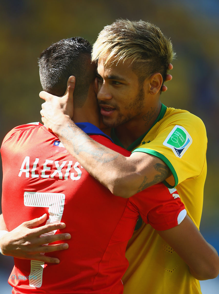 Gallery World Cup 2014 Girls: Gallery: World Cup Bromance