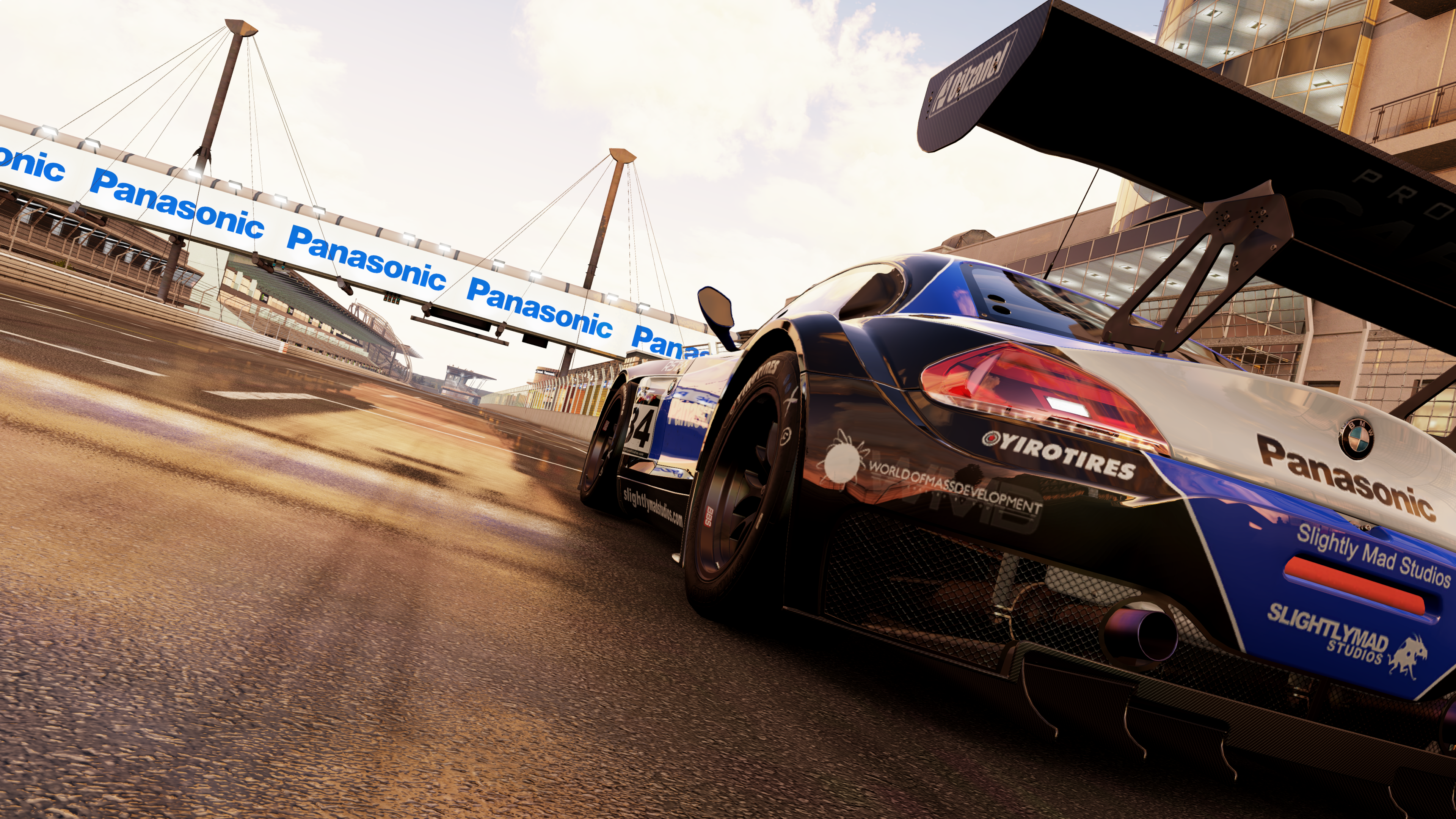 Project Cars coming to retail following Bandai Namco deal