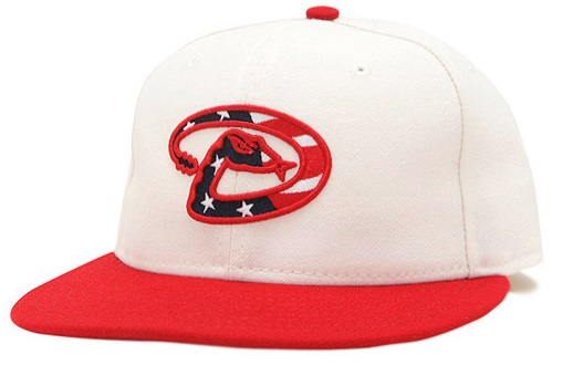 f34517a9b06 The evolution of MLB s 4th of July Stars and Stripes cap - Land ...