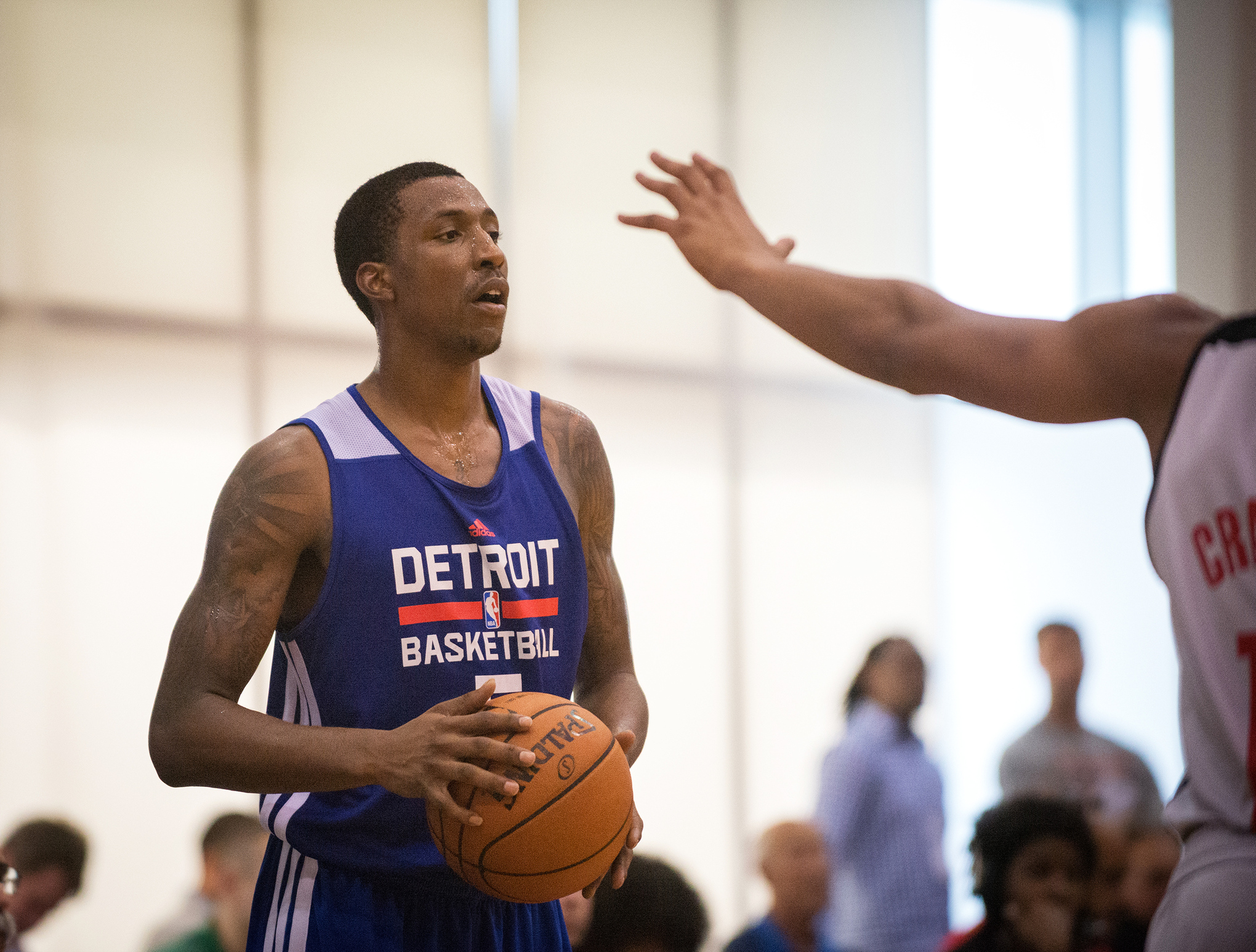 90df86ff8c11 Opponents have dialed in to KCP as Detroit s primary offensive weapon