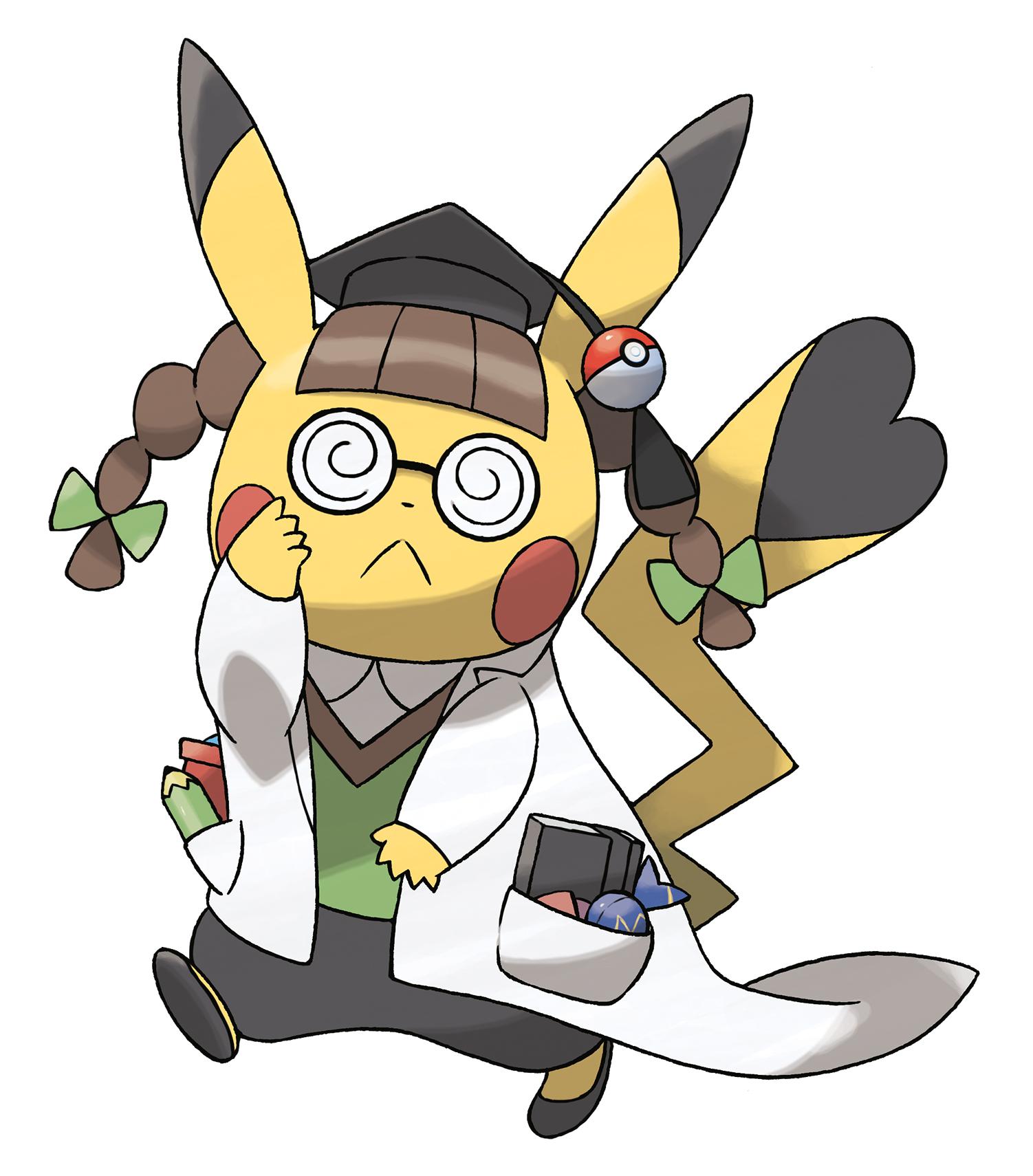 Meet Pokémon Omega Ruby/Alpha Sapphire's Cosplay Pikachu, Mega Metagross and more