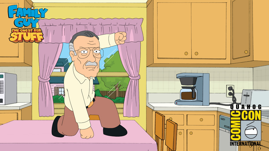 Bryan Cranston Patrick Stewart Stan Lee And More Are Coming To The Family Guy Game Polygon
