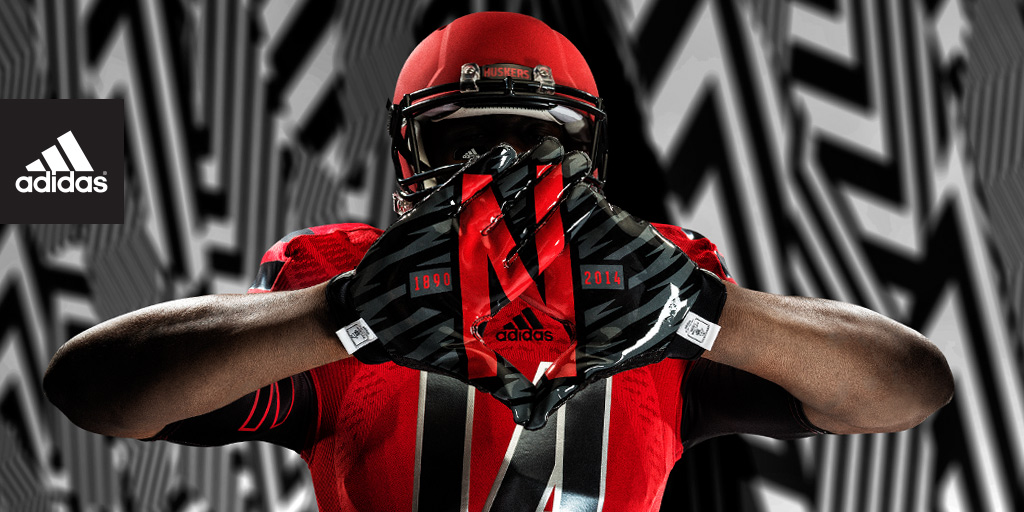 f39386002 Nebraska s new uniforms for the Illinois game are beyond wild - Land ...
