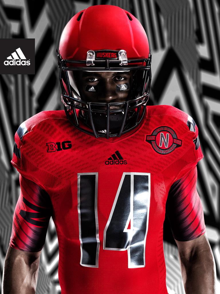 80e195c23527 Nebraska s new uniforms for the Illinois game are beyond wild - Land ...