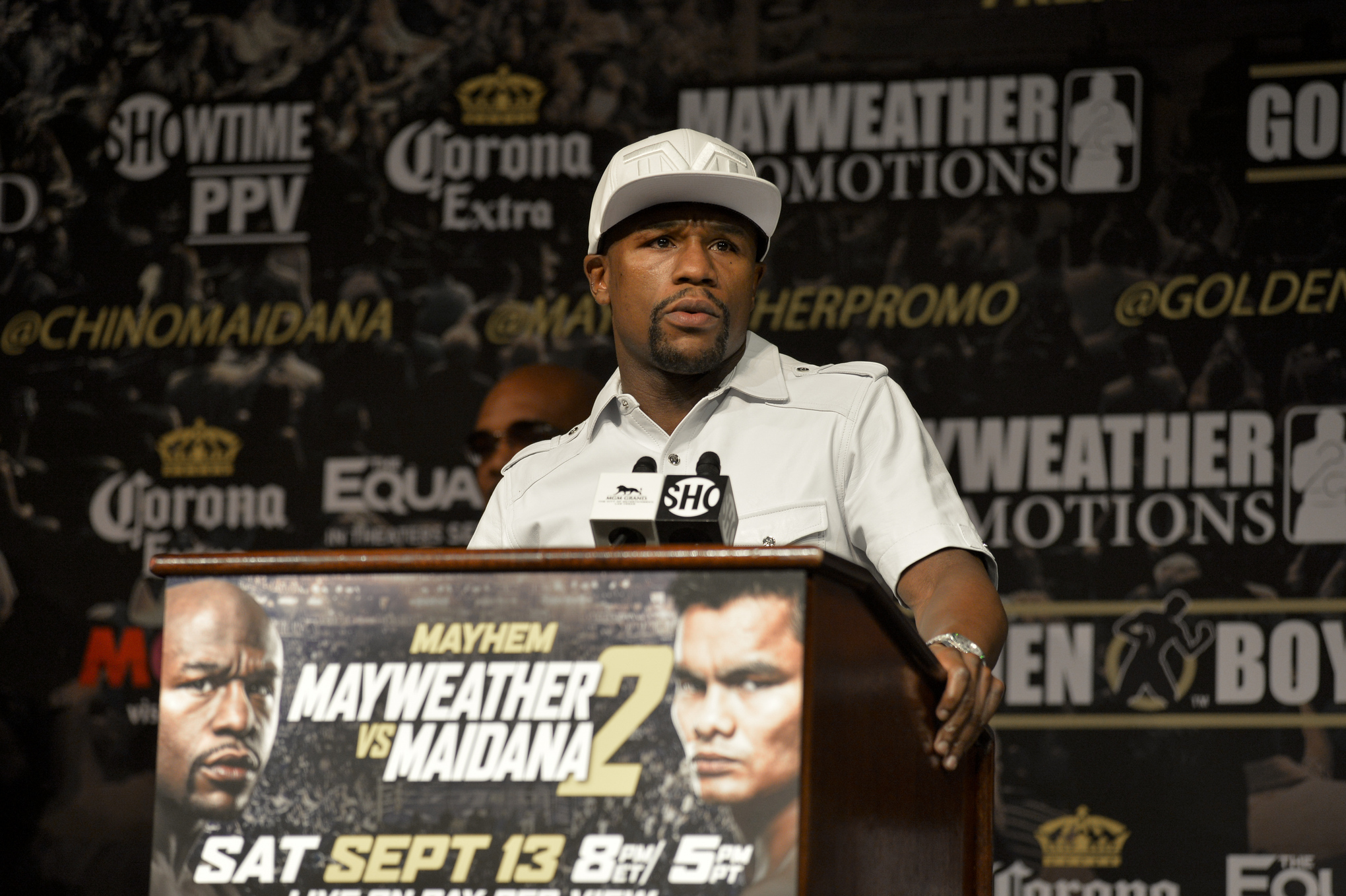 Mayweather Vs Maidana 2 Final Press Conference Quotes And Photos