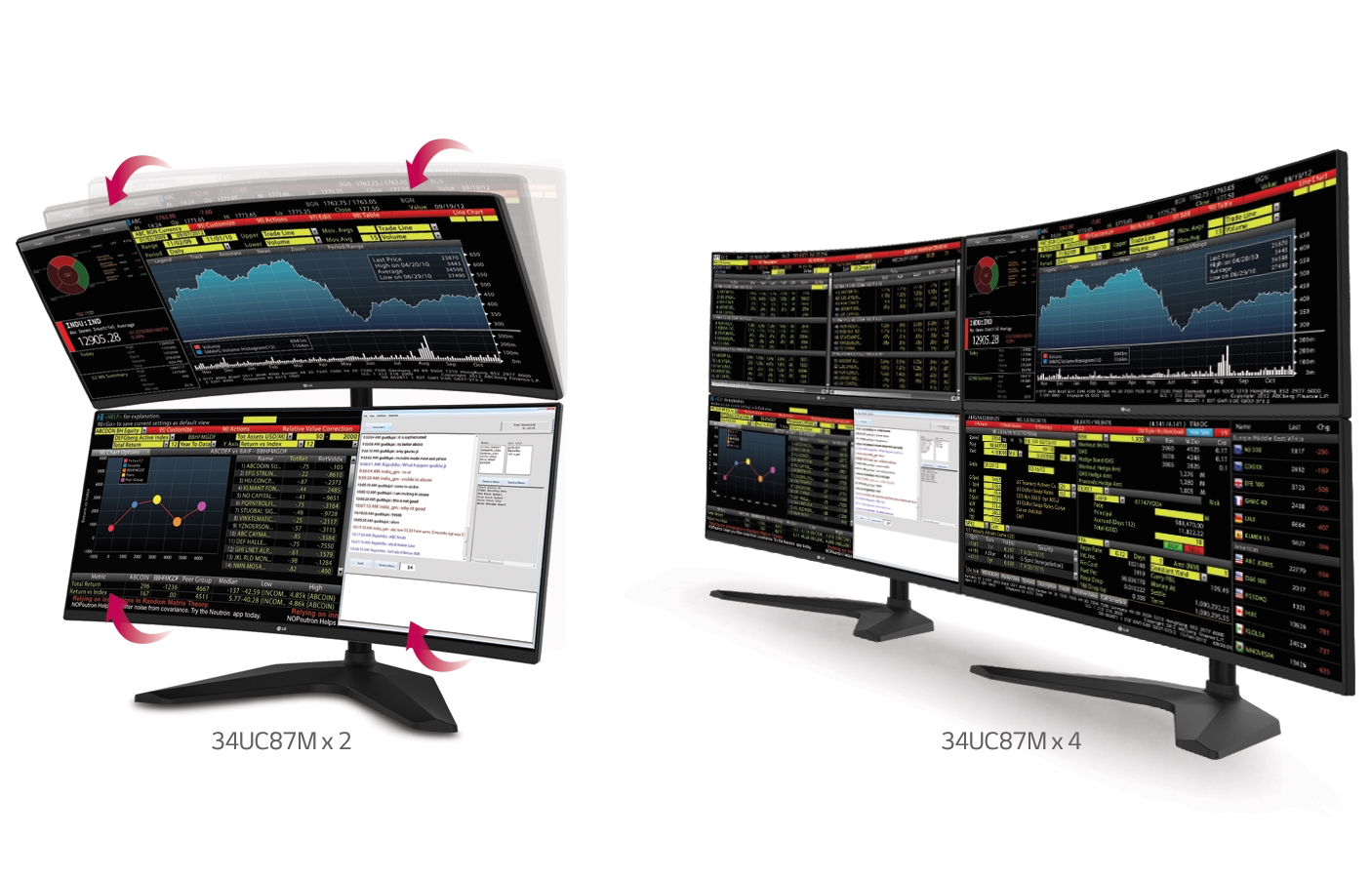 Lg Announces A Curved 34 Inch Monitor That S Tailor Made