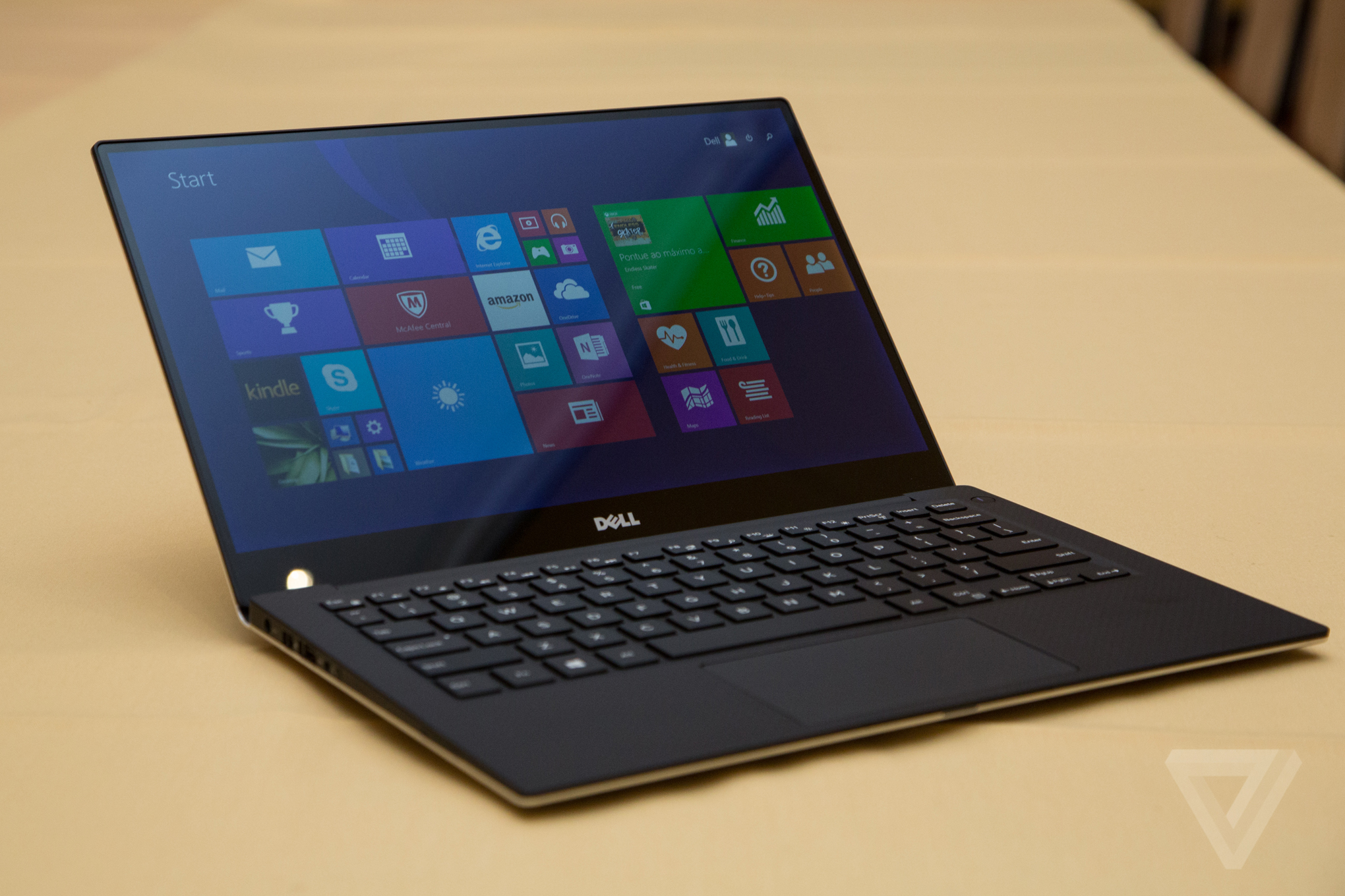 Dell's new XPS 13 has a stunning edge-to-edge display ...