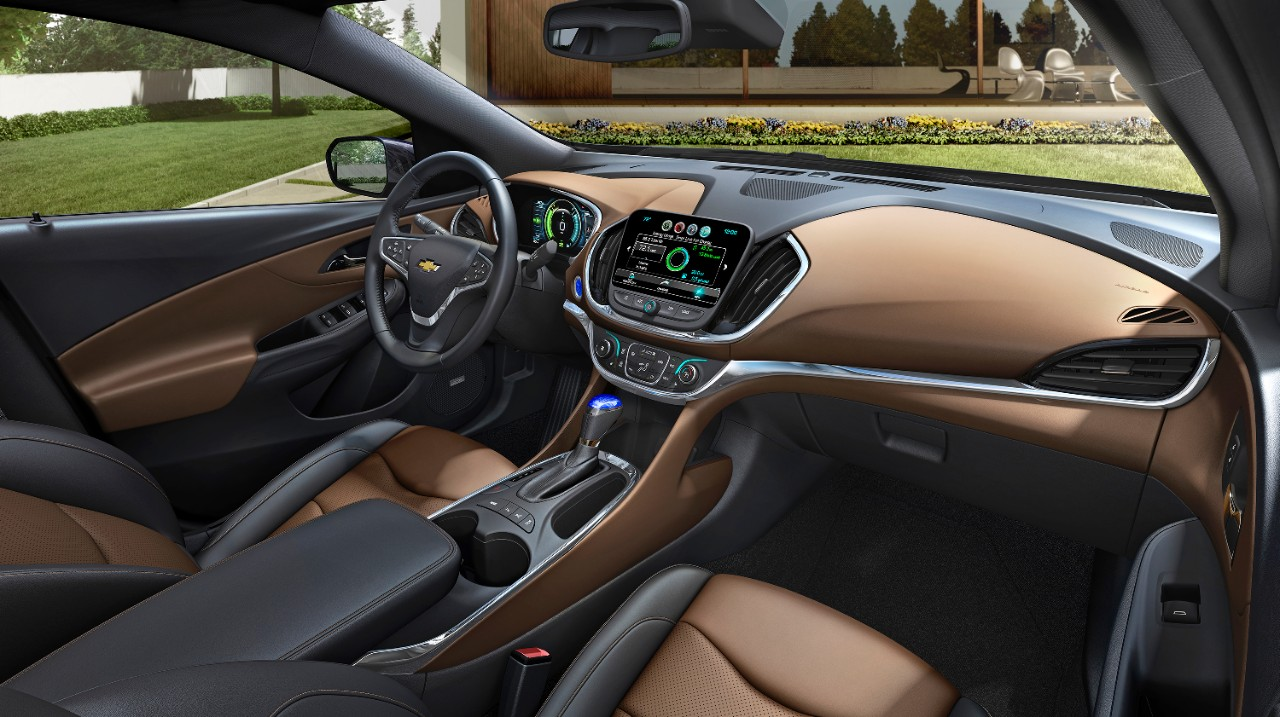 The 2016 Chevy Volt Can Now Go 50 Miles On Its Electric Battery Alone Verge