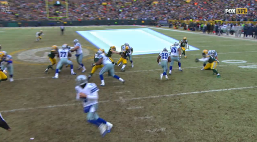 The explosive plays that powered the Colts, Packers to playoff wins