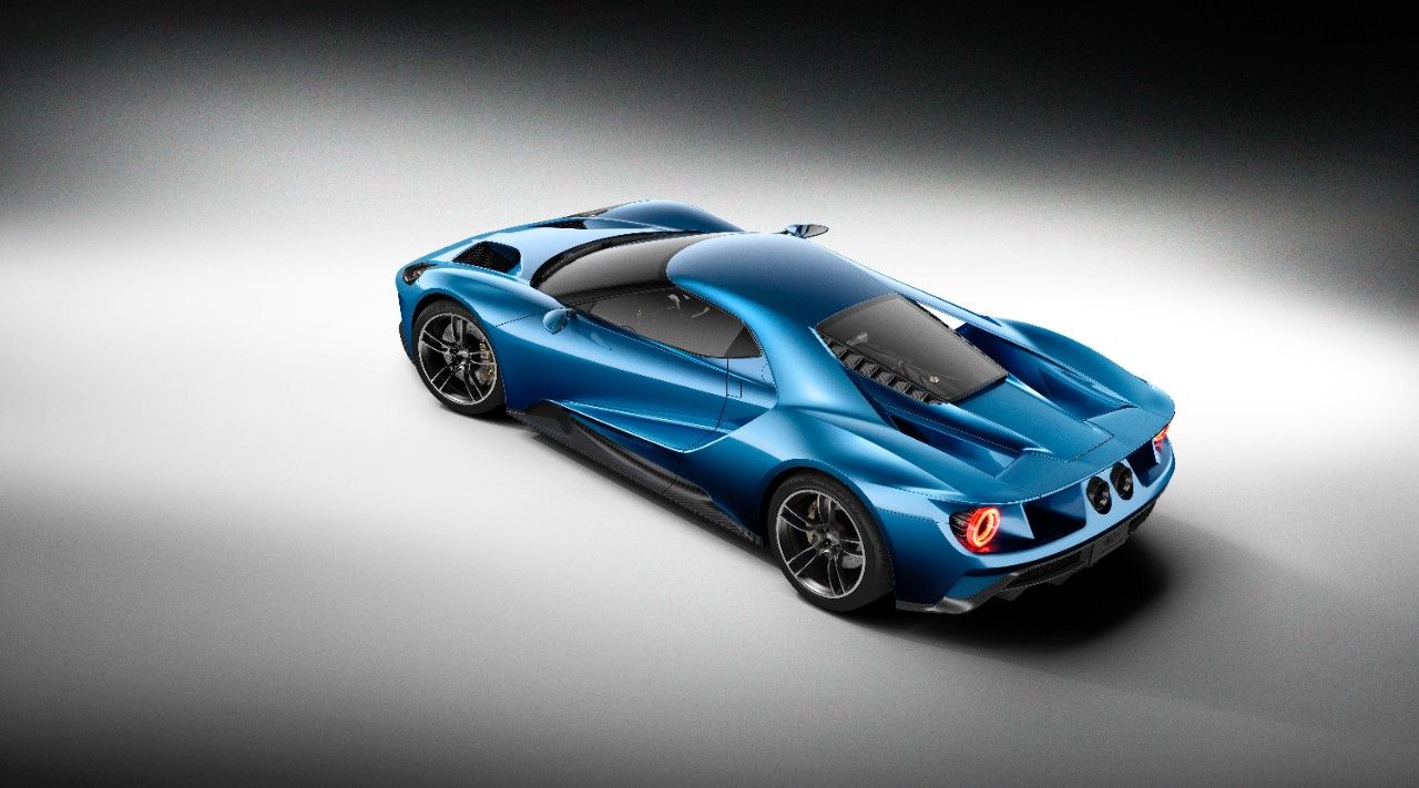 New 2016 Ford Gt In Photos