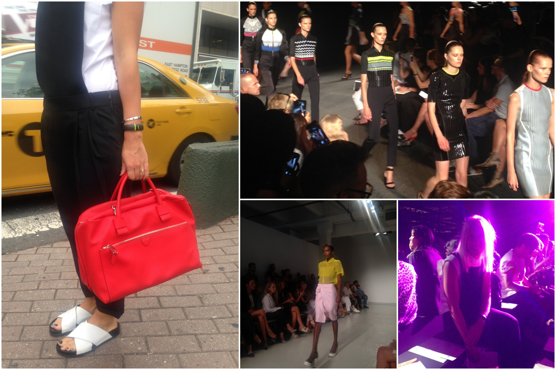 Three Fashion Jobs, One Fashion Week: Who's Busiest?