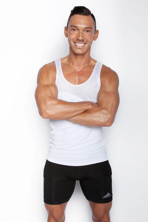 Hottest Trainer Contestant 8 Jason Tran Racked Ny