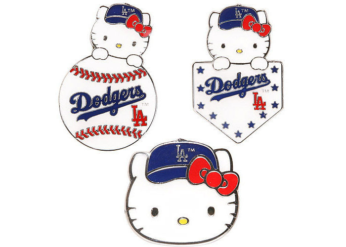 268c36ecae Hello Kitty Teams Up with the Dodgers on Too-Cute Merch - Racked LA
