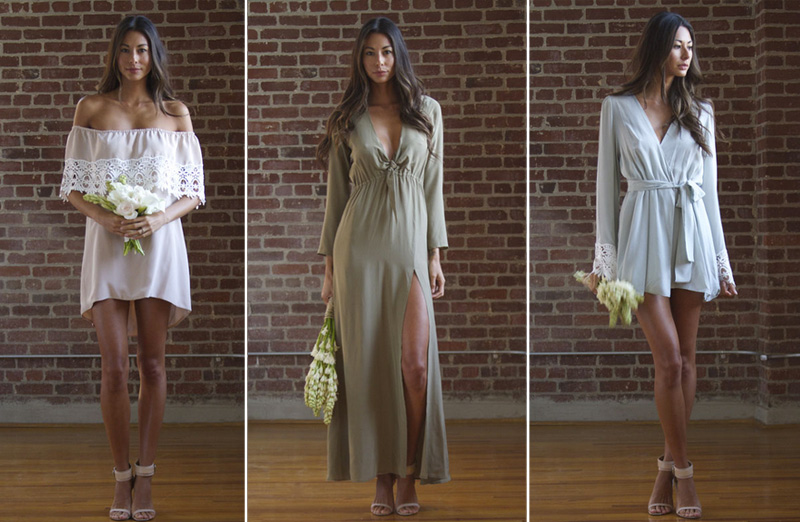 Stone Cold Fox\'s LA-Made Bridal Line is for the Anti-Princess ...