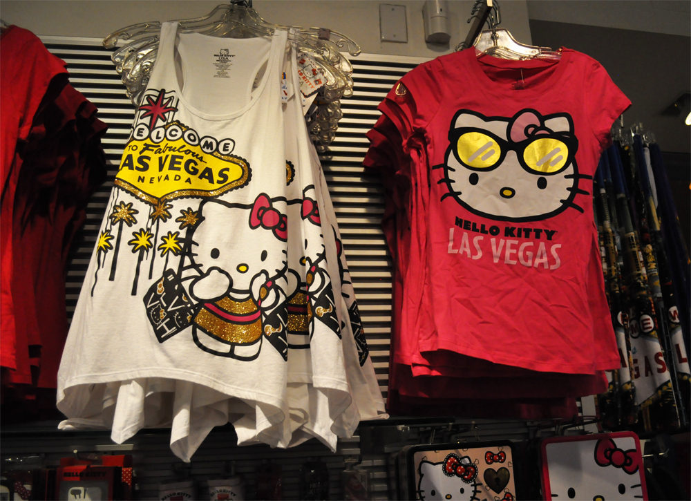 Where To Find Exclusive Hello Kitty in Vegas Gear - Racked Vegas ccc21867cf2a