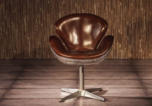 The Larabee Swivel Chair, $499