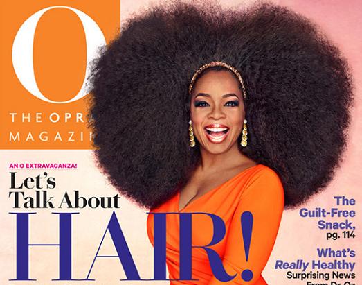Oprah Wears Wig 29