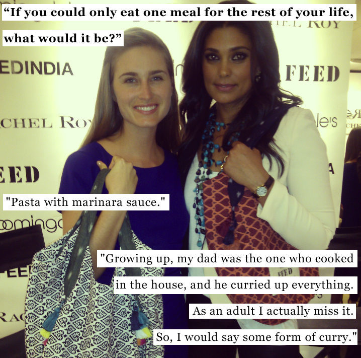 Rachel Roy Would Eat Curry For The Rest Of Her Life Racked