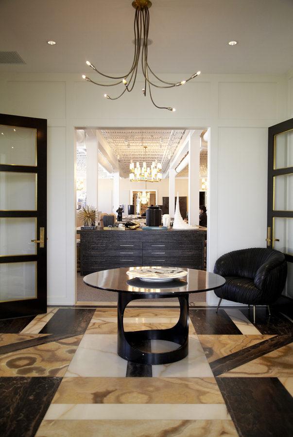 Superbe Lobby Of Wearstleru0027s 6,000 Square Ft Design Offices
