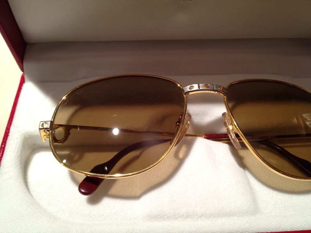 ba03aed43b1 Wellesley Optical Houses Incredibly Rare Vintage Cartier Eyewear ...