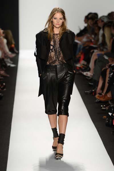 Fashion Week Spotlight: BCBGMaxAzria's SS 13 Collection ...
