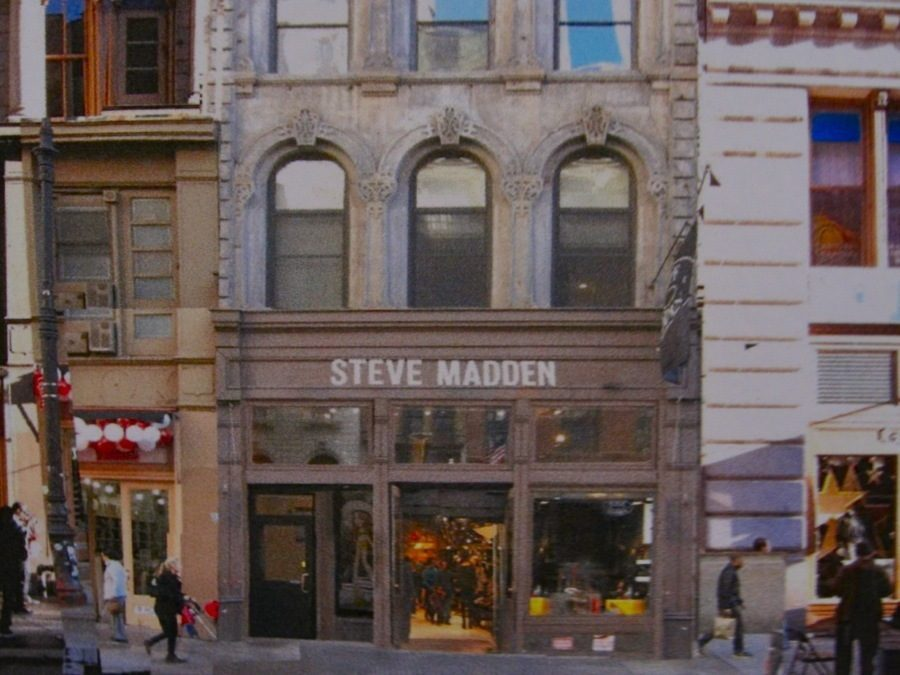657632bb9cb Steve Madden Is Going for a Double Face Lift in Soho - Racked NY