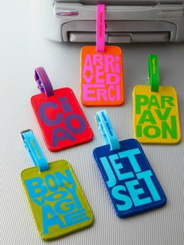 8 cute luggage tags to make sure you always find your suitcase racked