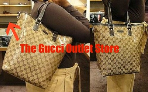 ce3fe081caa Are Gucci Outlet Employees Selling New Store Inventory on eBay  - Racked