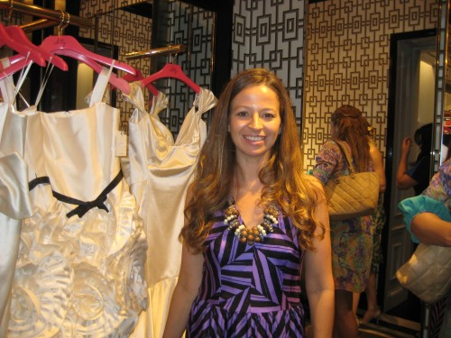 Milly Designer Clothing | Milly Designer Michelle Smith S First Us Store Looks Like Home Racked