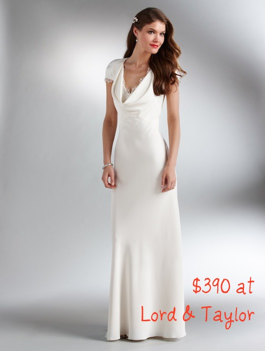 Royal Wedding Dress, Pippa Middleton Dress, Reception Dress Knock Offs Will  Arrive At Lord U0026 Taylor This July: Pre Order Now