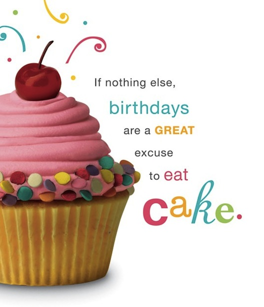 Get the Cupcake Taste Without all the Cupcake American Greetings – American Greetings Birthday Cards
