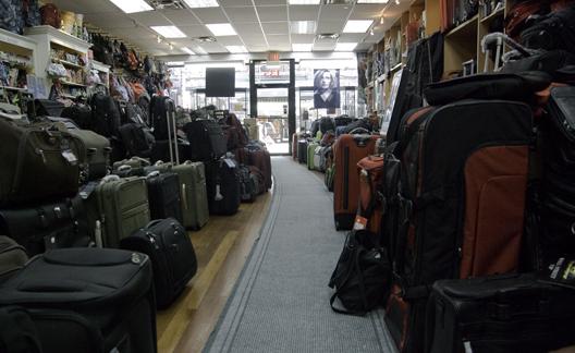 Racked Reviews: Altman Luggage - Racked NY