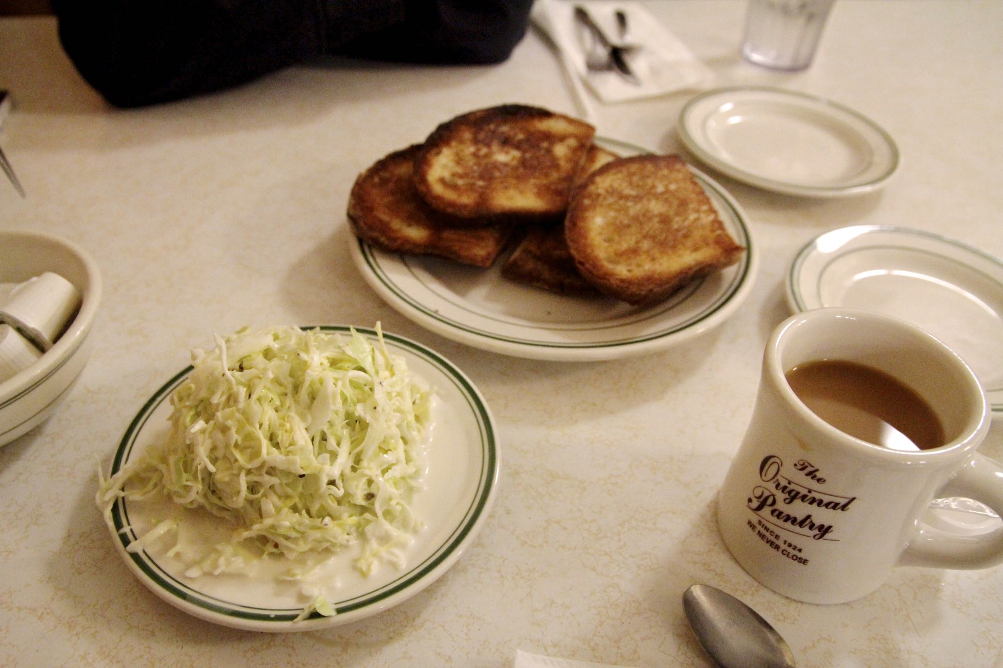 The Original Pantry Cafe, Downtown LA