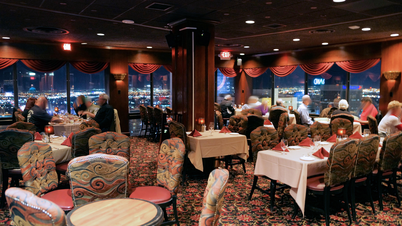Top Of Binion S Steakhouse 7 P M On Thursday Eater Vegas