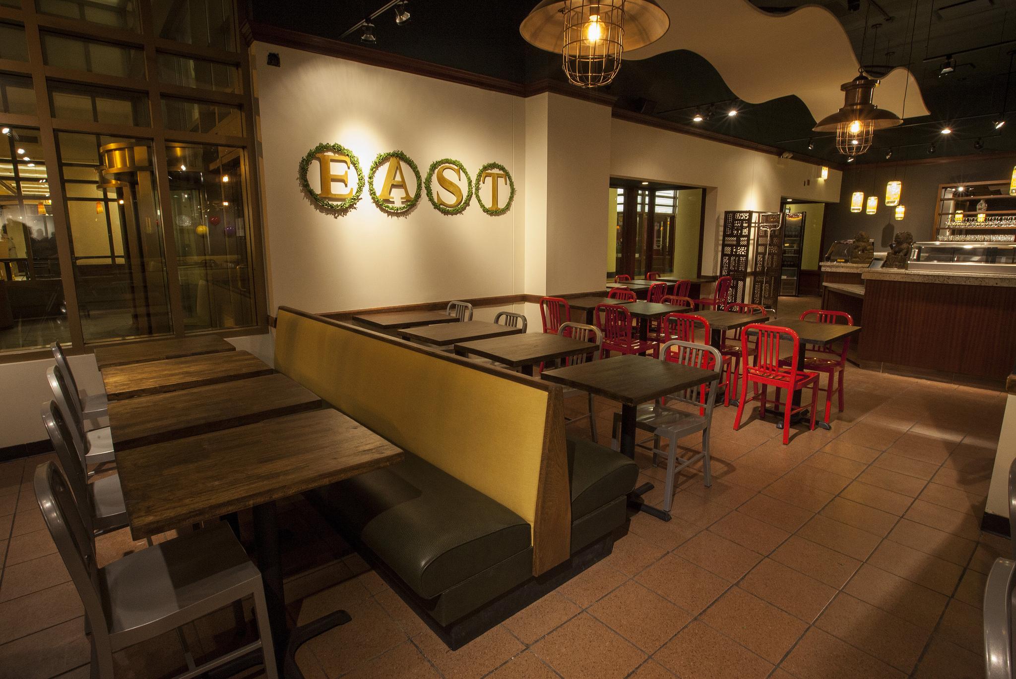 Hot Woks Cool Sushi's East Gives DePaul Center A Modern