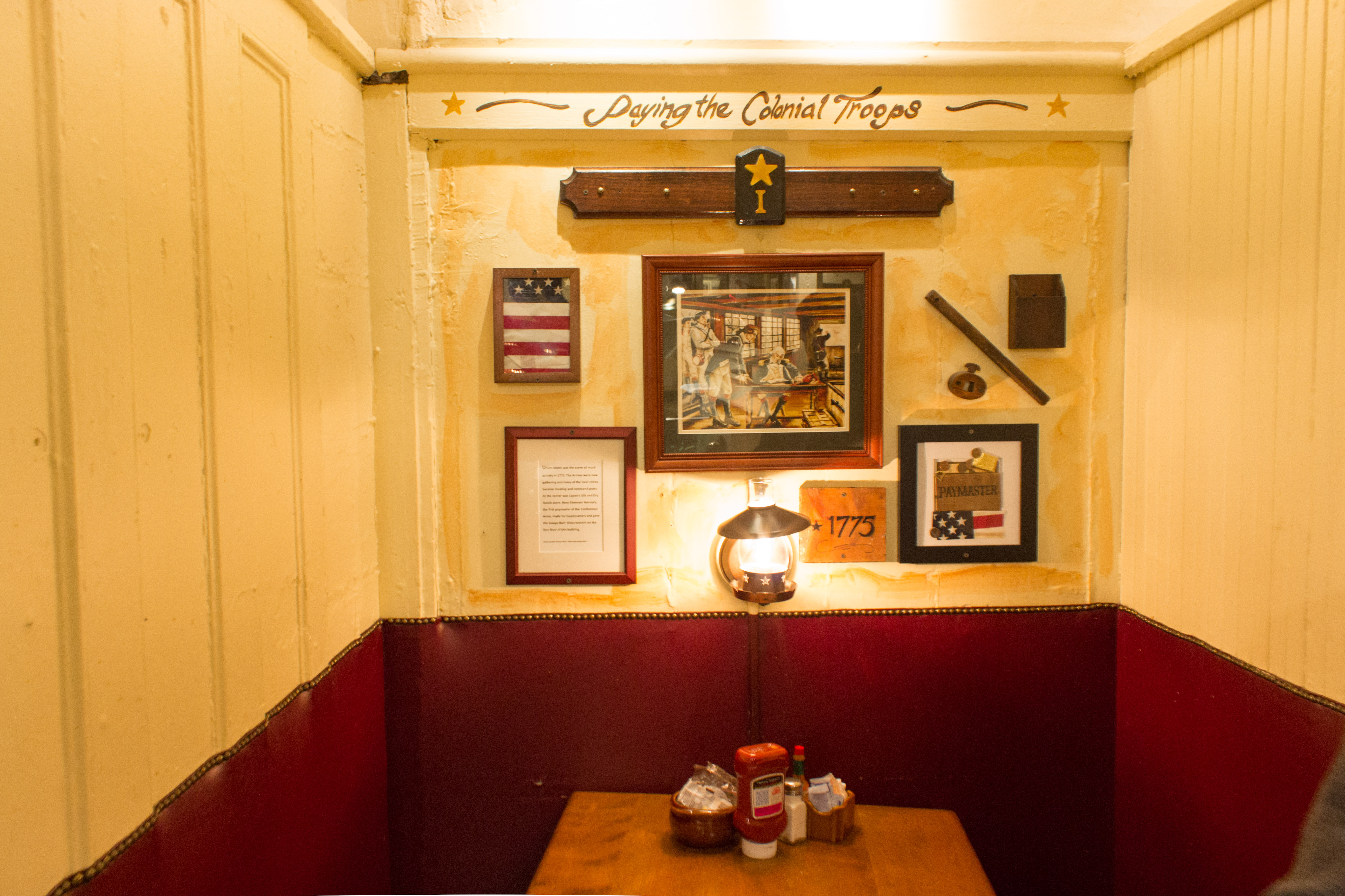 A Trip to America\'s Oldest Restaurant, Union Oyster House - Eater Boston