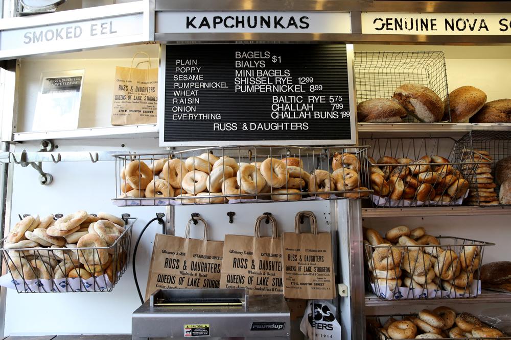 Bagels Coffee Shops
