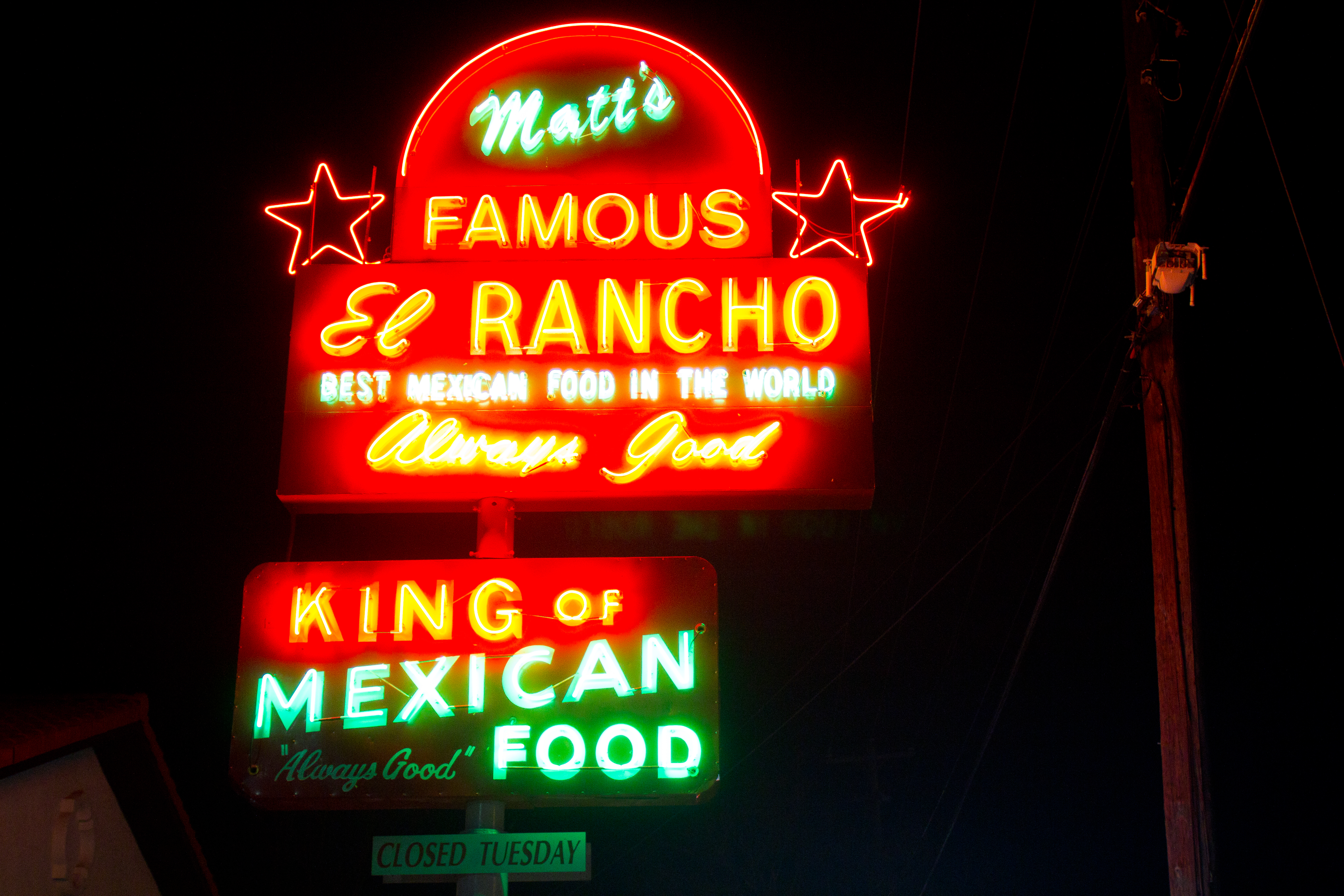 A Look at Austin's Iconic Neon Restaurant Signs - Eater Austin
