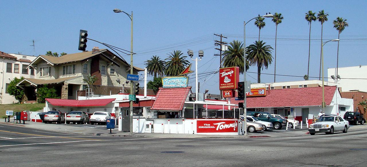 The Oddball Original Locations Of Los Angeles S Most