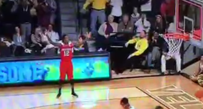Trevor Lacey hits a game-winning 3 at the buzzer to lift N.C. State over Georgia Tech