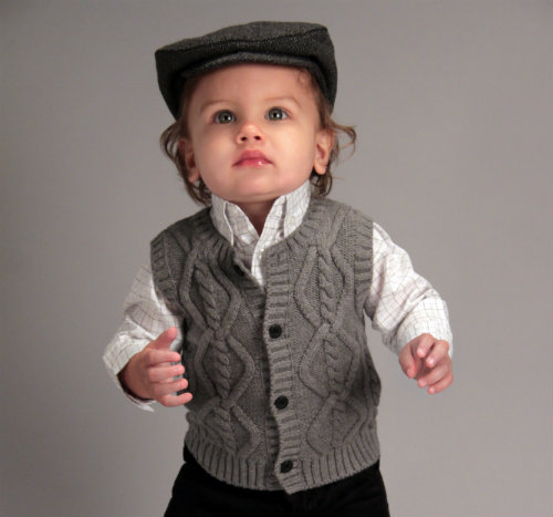 Meet Hollywood s Hottest Baby Apparel Designer Wendy