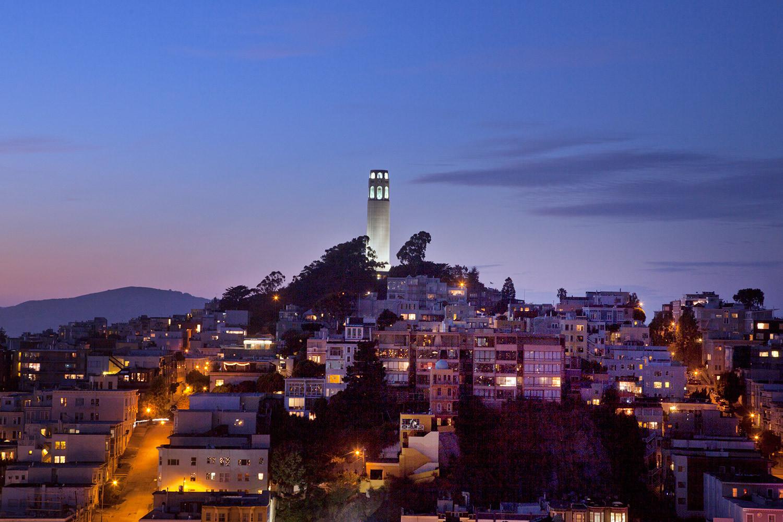 Coit Tower Restaurant San Francisco