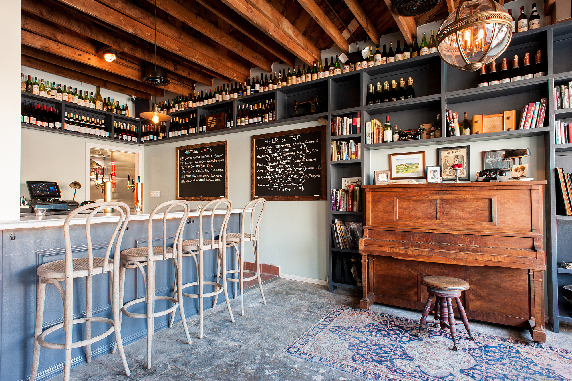 Augustine Rocks Vintage Wine and Classic Vibes in Sherman Oaks ...