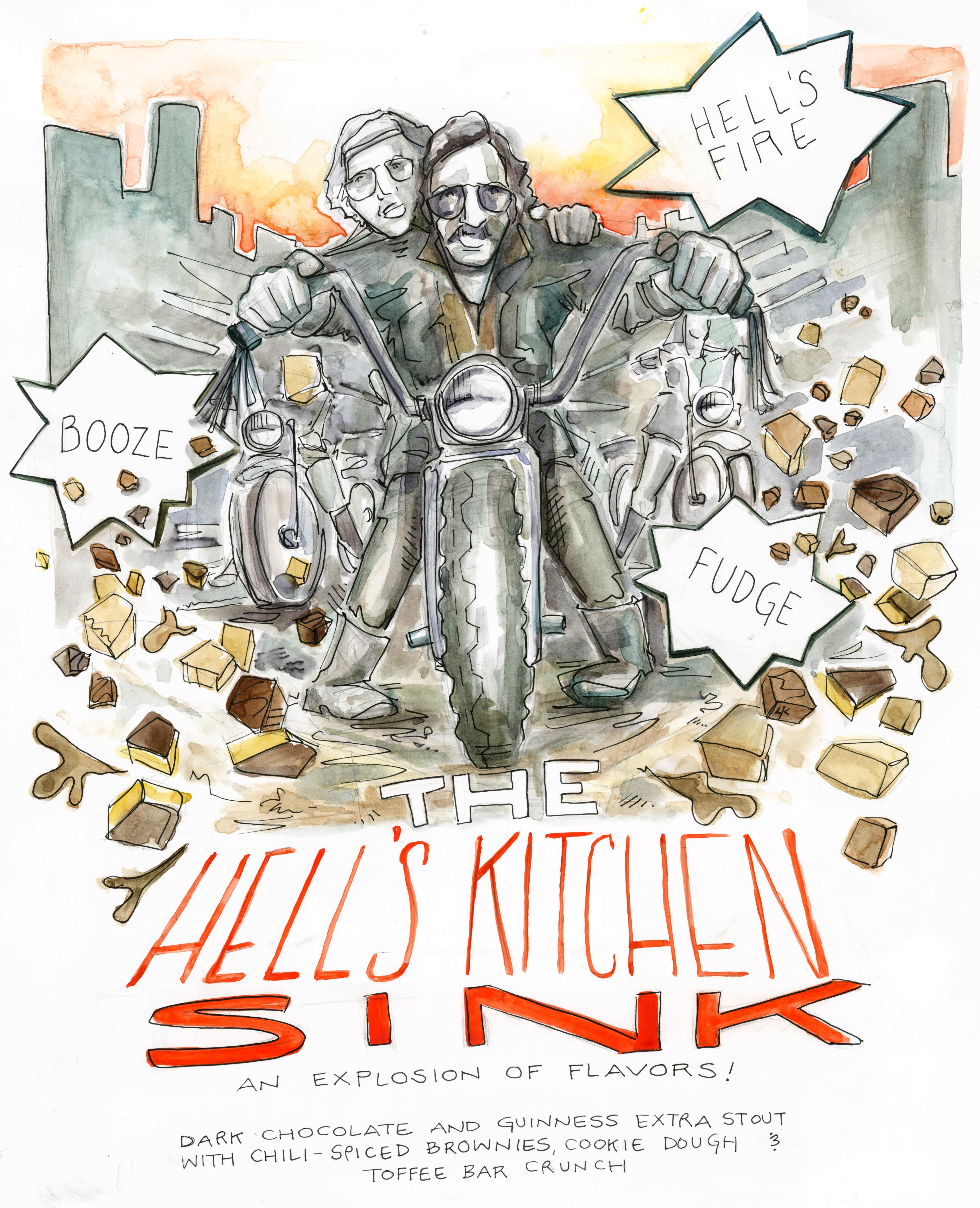 Kitchen Sink Calories Naperville Restaurant Ample Hills