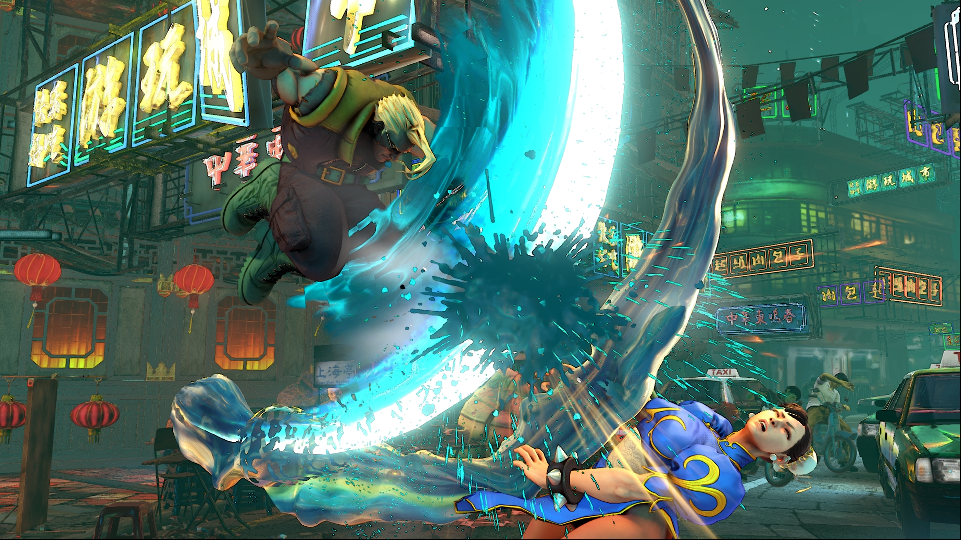Street Fighter 5 online beta coming to PC and PS4 - Polygon
