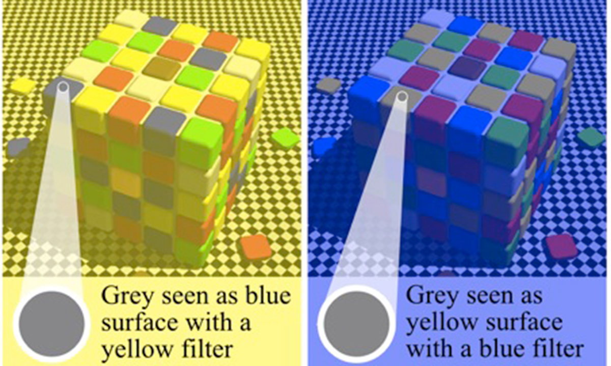 The dress explained - But Optical Illusions Can Trick The Brain