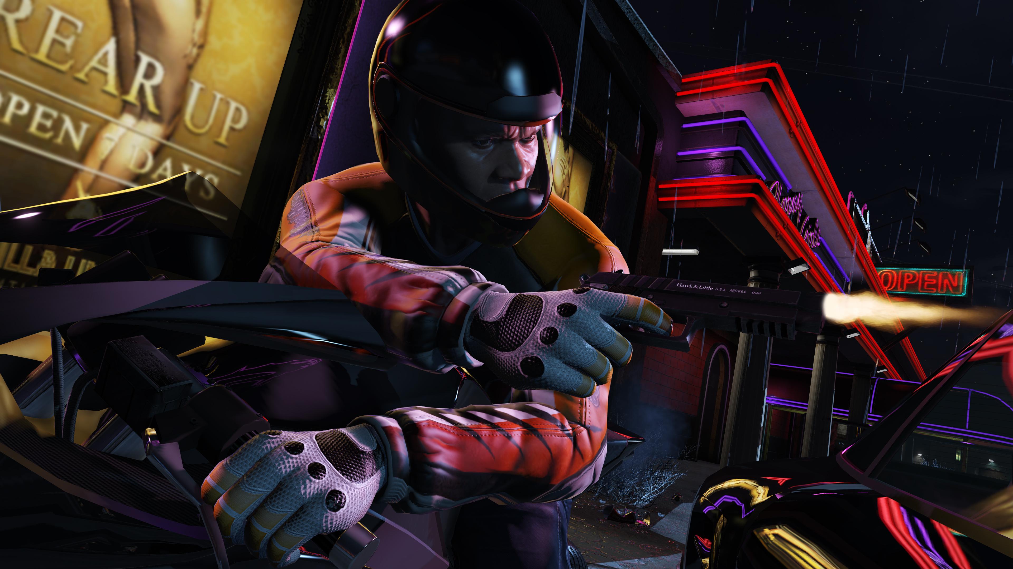 New Grand Theft Auto 5 PC screenshots don't make that delay