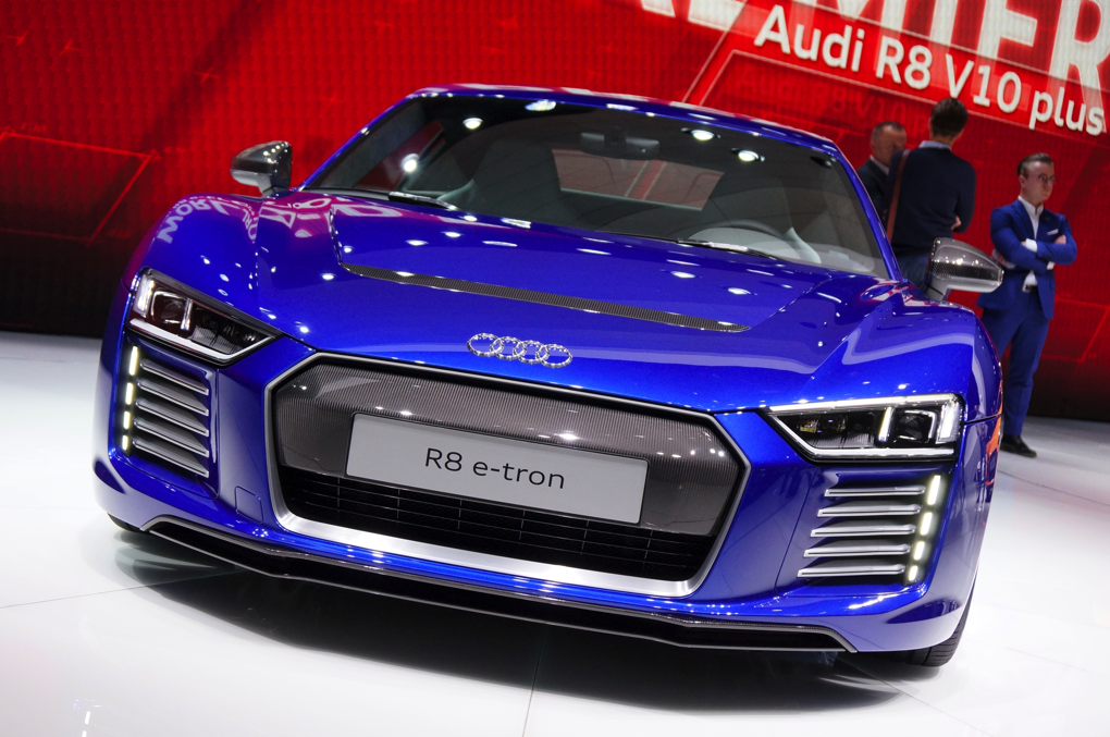 Audis Million Allelectric Supercar Is No More The Verge - Audi super car