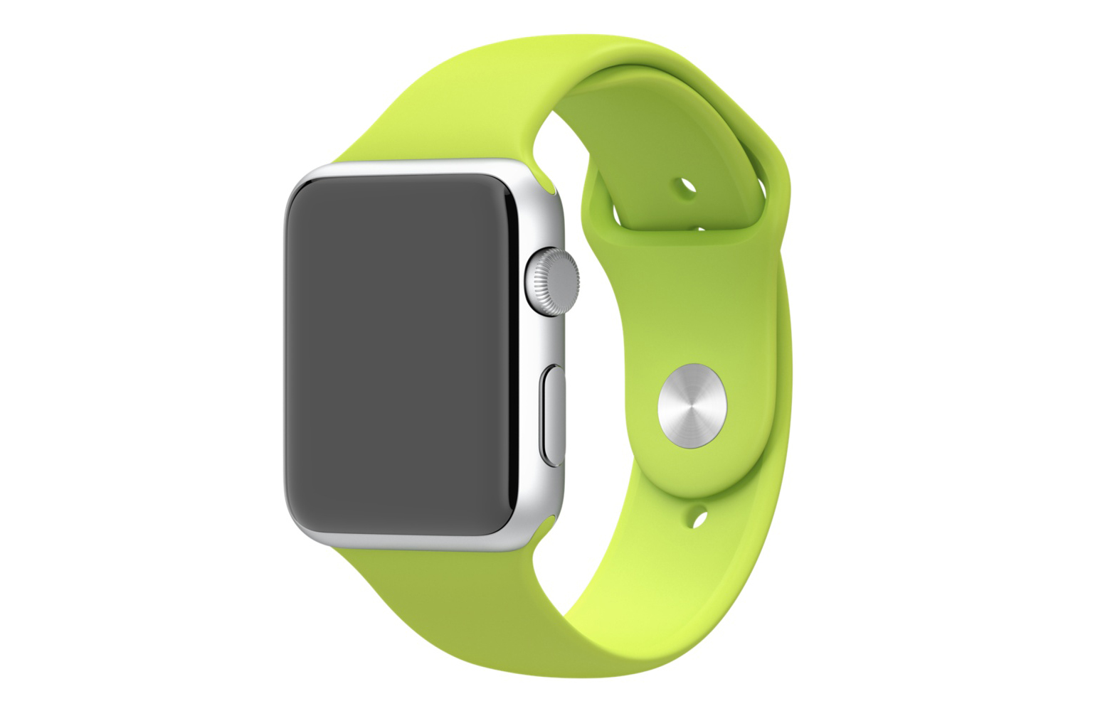 753b20580e78bd SPORT BAND The fluoroelastomer Sport Band is available for the 38mm and  42mm Watches in a variety of colors. Each sell for $49.