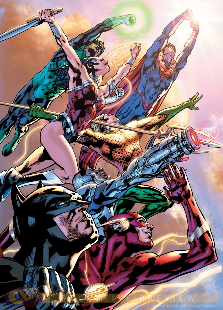 The New 52 Is Dead DC Comics Details Diverse Character Driven Direction